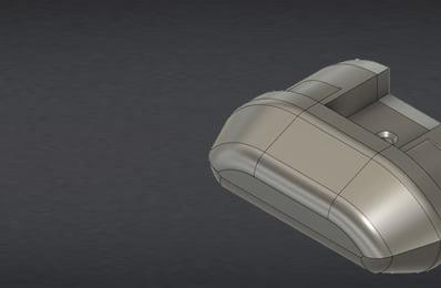 3D printed car parts